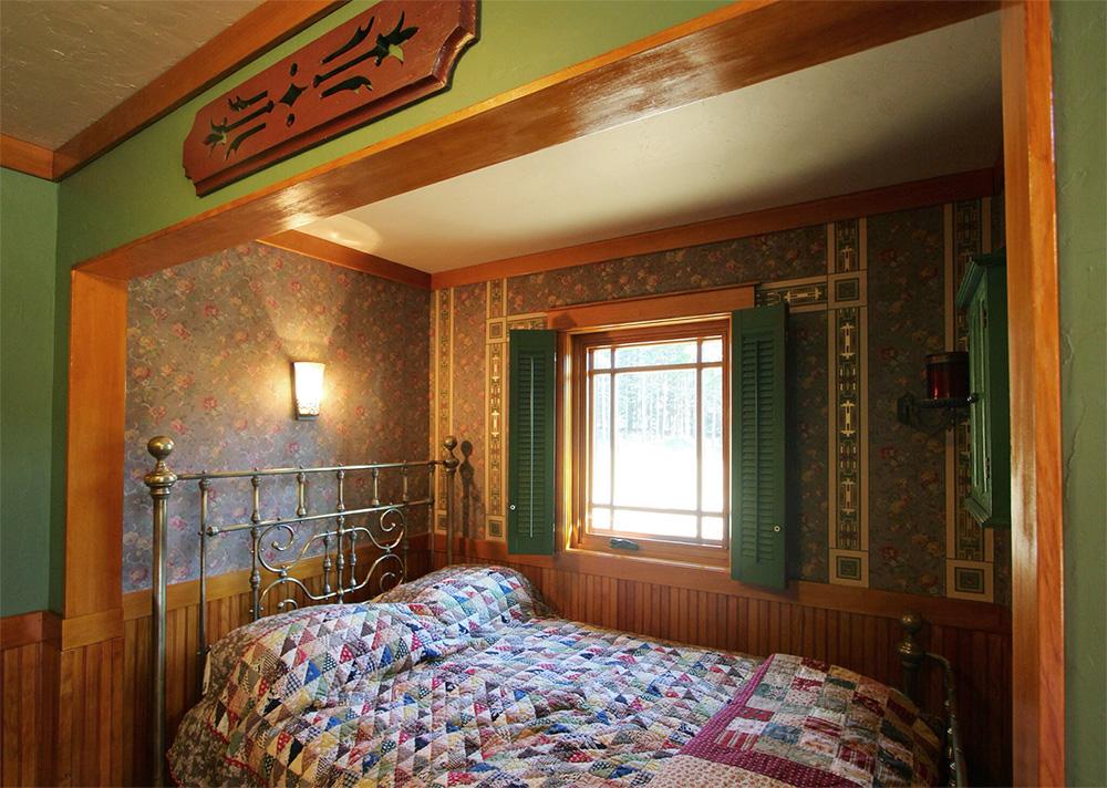 Cozy Cabin - G. Christianson Construction